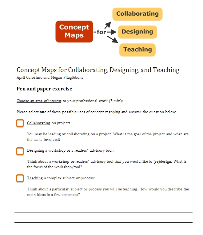 program design collaboration essay