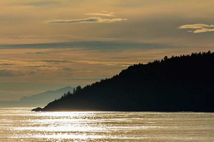 Photo of Strait of Georgia, BC