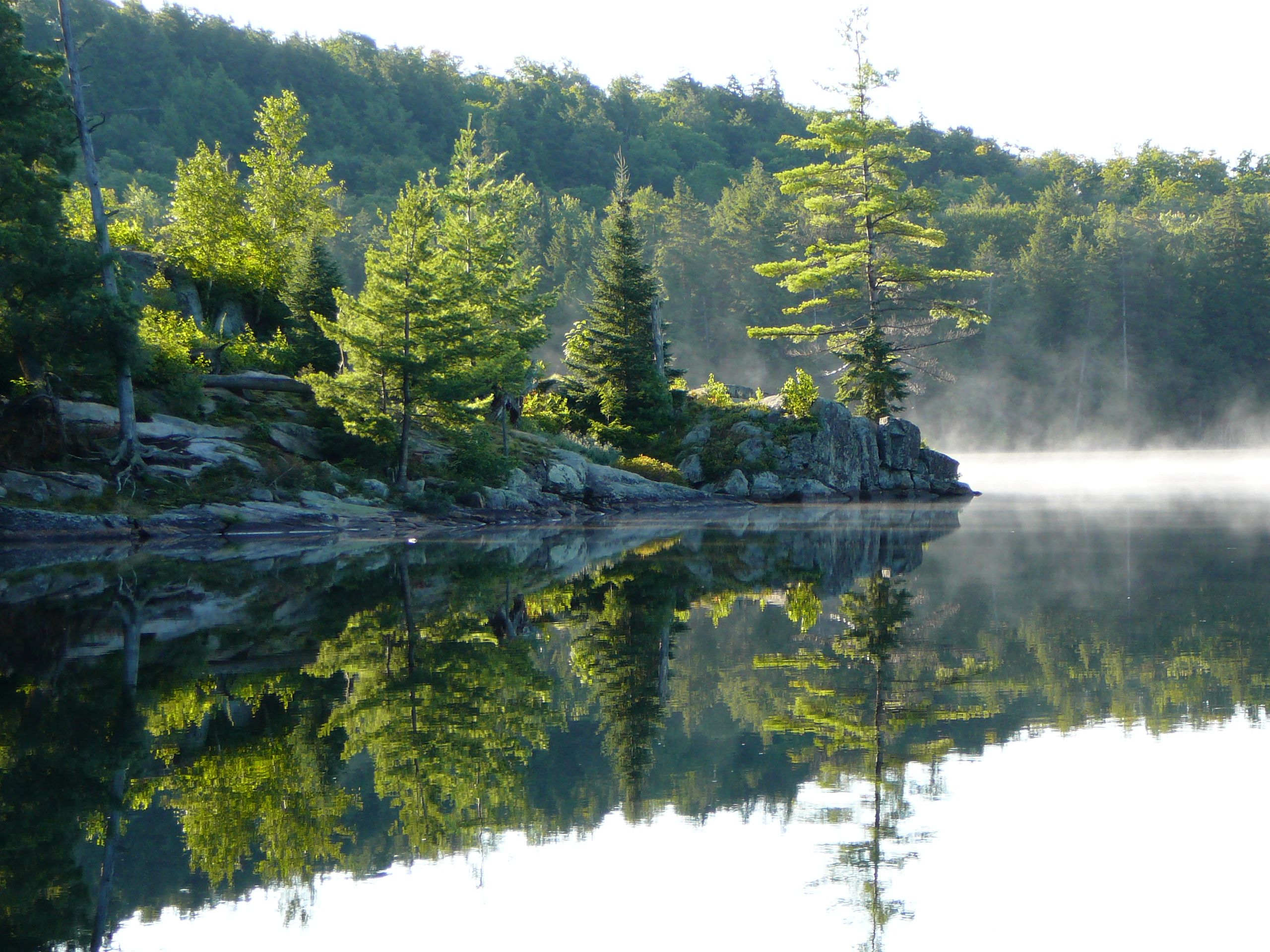 Photo of  Maggie Lake, Algonquin Park